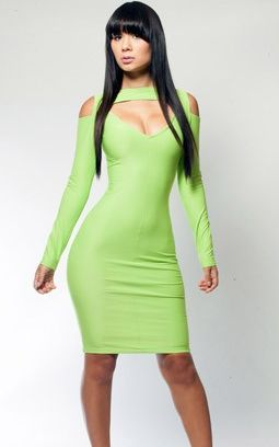 Hot Sexy bodycon dress