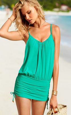 F4274-1 Fashion Sexy Silm Fit Bathing Suits Cover Ups One Piece