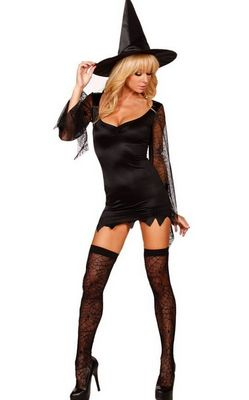 F1464 Sexy Witch Costumes