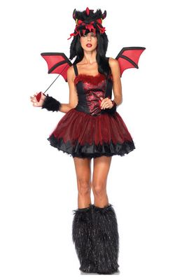 F66129 Demon Dragon Costume