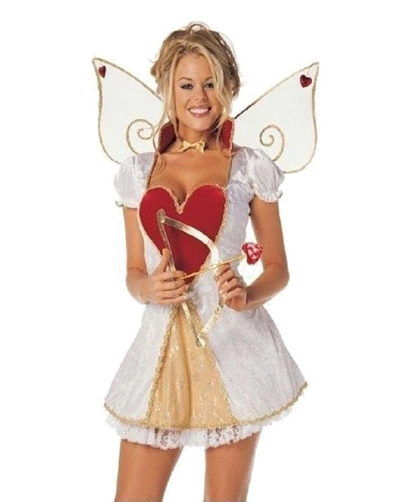 F66150  Sexy Cupid Costume