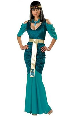 F1544 Egyptian Jewel Costume