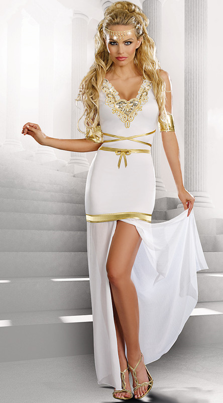 F1545 Goddess Of Love Aphrodite Costume