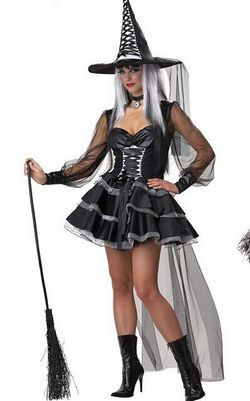 F1588 Mystic Witch Adult Costume