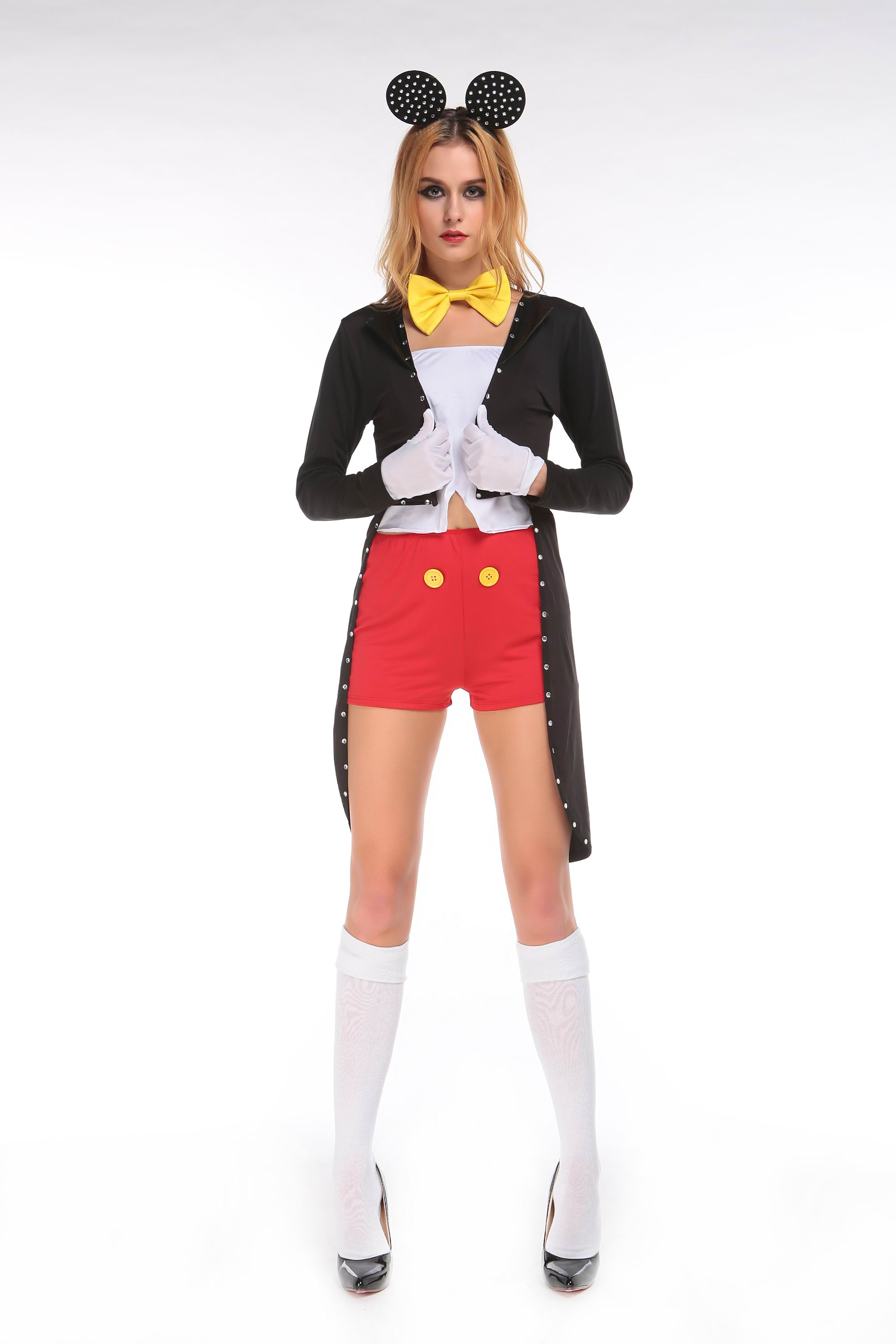 F1590 Mousy Maiden Costume