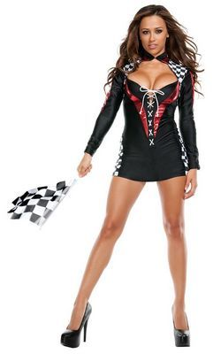 F66169 DRAG RACE DIVA COSTUME