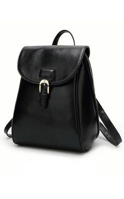 BB1007-1 pu leather backpack