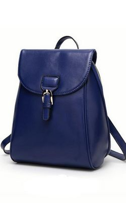 BB1007-3 pu leather backpack