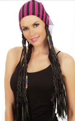 H036 Fashion long braids wig for women