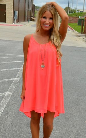 F2485-1  Women Strap Sleeveless Short Light Pink Chiffon Dress