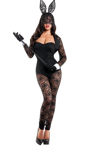 F1617 Chantilly Lace Bunny costume
