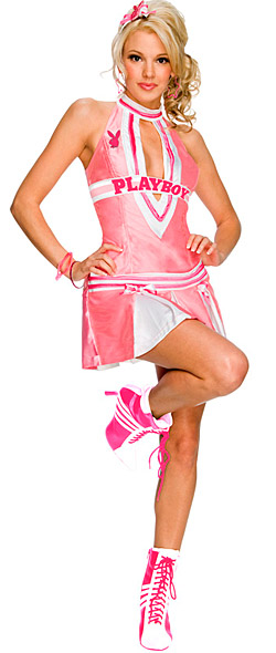 F1619 Sexy Cheerleader Costume