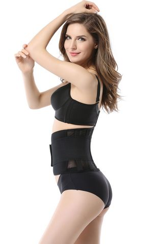 F3227-5Body Shaper Slimming Support Band Belly Waist Tummy Postpartum Recovery
