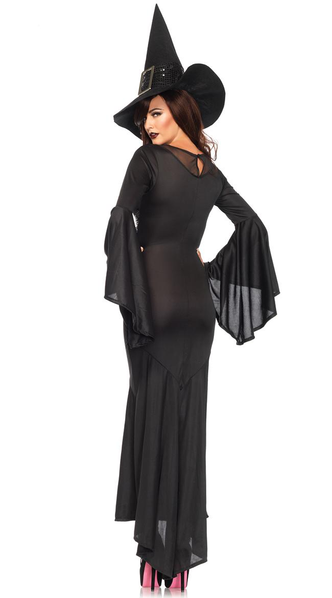 F1673 Wickedly Sexy Witch Costume