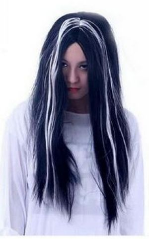 H049 Halloween Japanese Anime Cosplay Sadako Ghost Wigs