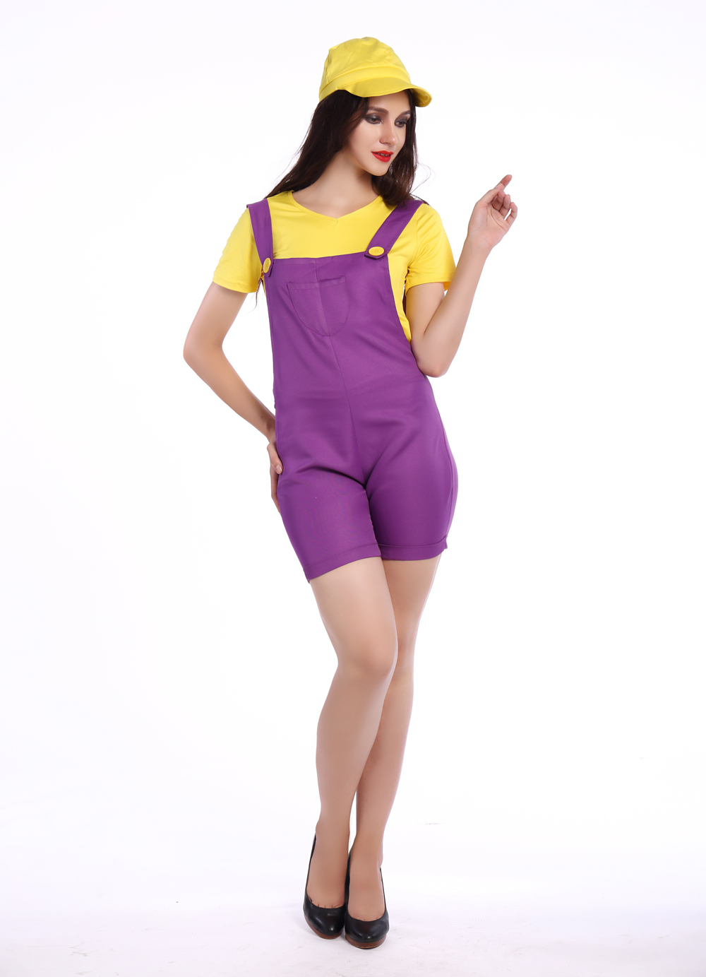 F1684-1 Halloweeen cosplay costume for women