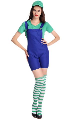 F1684-2 Halloweeen cosplay costume for women