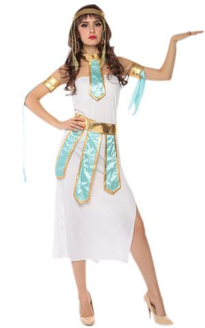 F1700 India and Arab girl belly dance costumes Halloween Greek goddess  costume