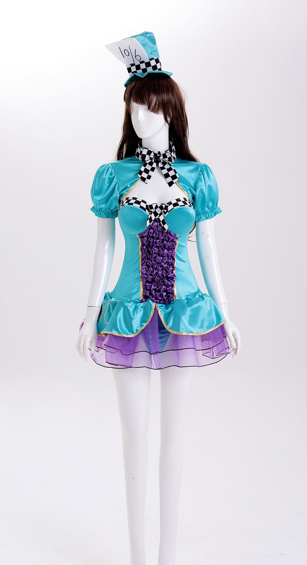 F1752 Sexy cosplay Costume