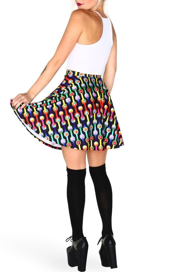 F33105 Summer Women Mini Skater Skirt Sexy Girl Cheerleader TuTu Skirt