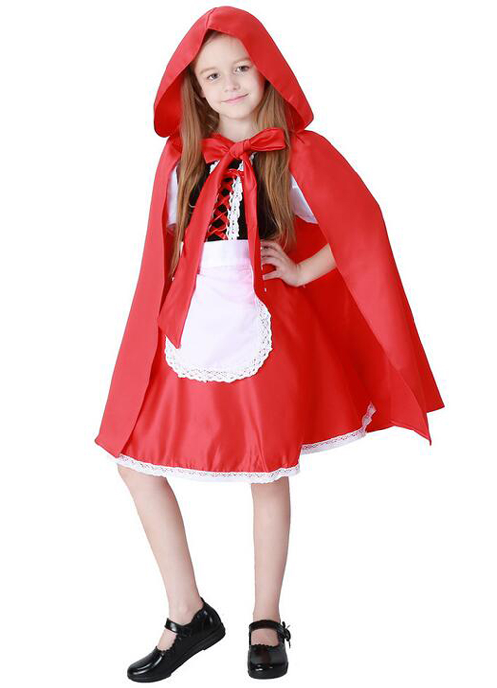 F68136 Girls Fancy Dress Halloween costumes