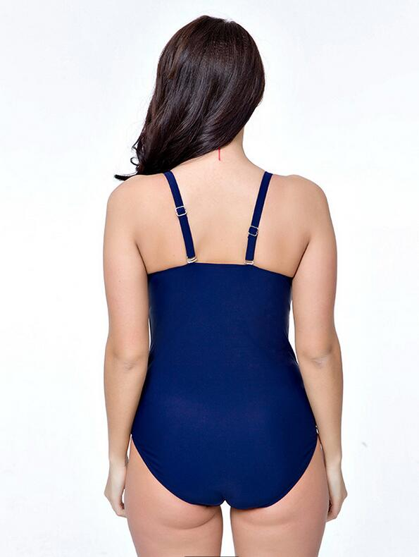 W25055-3  Plus Size Mini Swimsuit