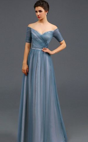 WD1509-1 elegant Evening Dress