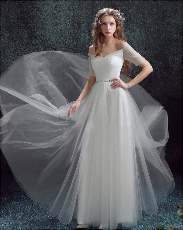 WD3013 Elegant bride  dress