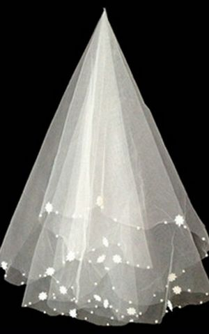 WD88801 Bridal wedding veils