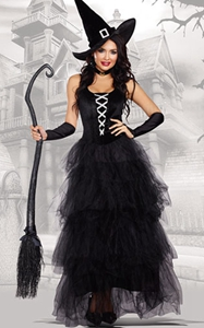 F1765 Spellbound witch costume