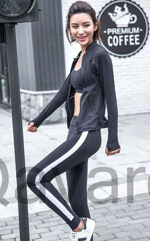 YG1046-1 Women Sports Suit