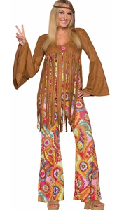 F1793 Sweetie Hippie Womens Costume