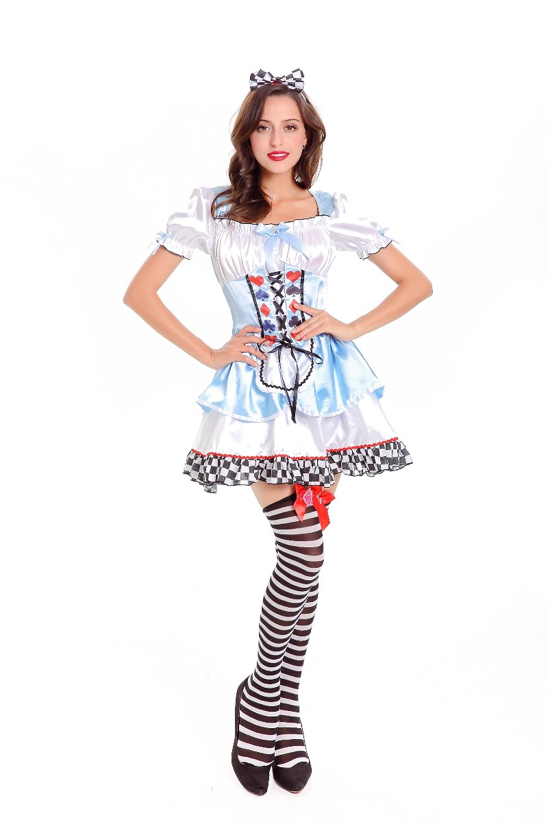 F1808 Sexy Storybook Wonderland Costume for Women