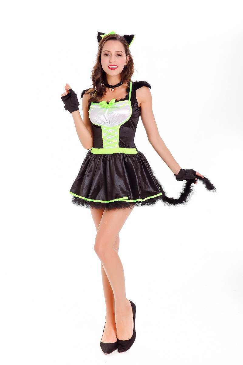 F1811 Sexy Wonderland Bunny Costume for Women