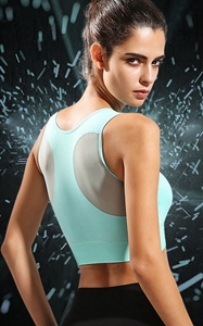 SZ60056-5 Women Five Yoga Run High Strength Fitness Jersey Sleeveless Vests