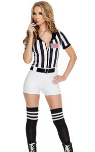 F1855 Basketball Referee Costume