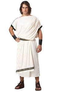 F99016 Classic Men Deluxe Greek Cosplay Costume Party Halloween Costume