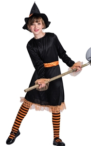 F68147  Witch Girls Costume