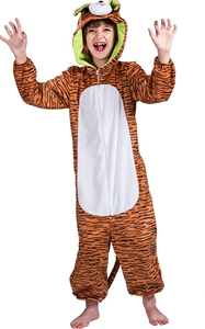 F68148 childrens animal onesie