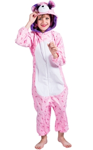 F68152 children animal pajamas