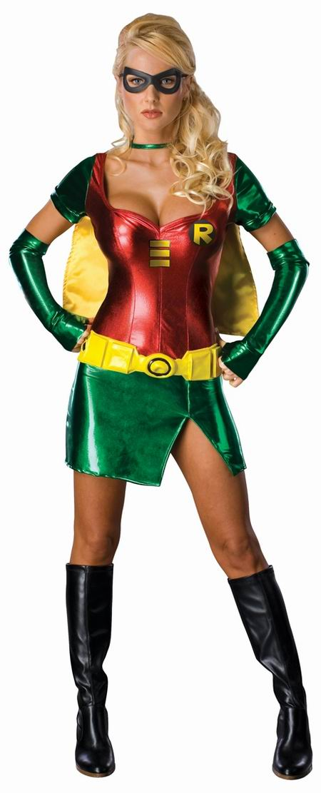 Robin Adult Halloween Costume