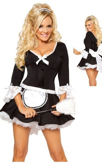 Maid For Fun French Maid Costume