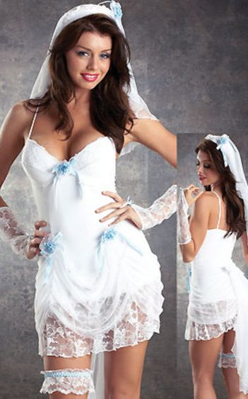 Bridal Darling Costume