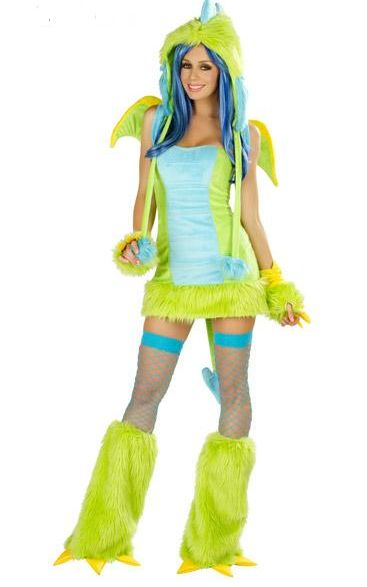 Deluxe Puff the Dragon Costume