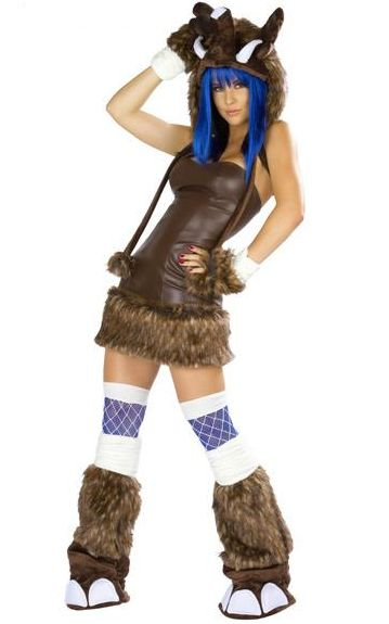 Deluxe Woolly Mammoth Dress