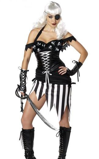 Pirate Mistress Adult Costume