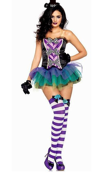 Tempting Mad Hatter Adult Costume