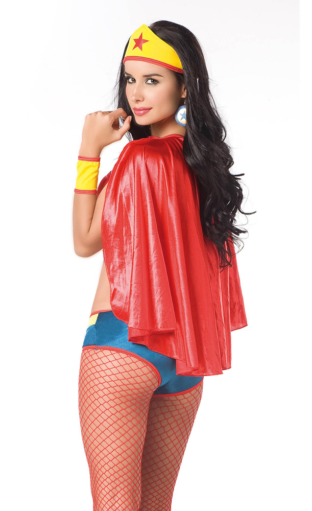 Dainty Halloween Supergirl Cosplay Costumes