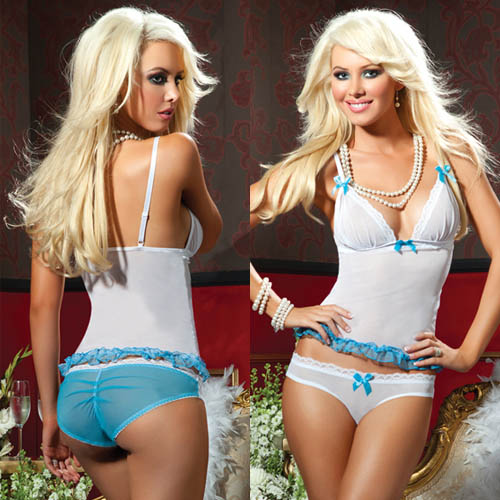 Romance Cami and Panty Set