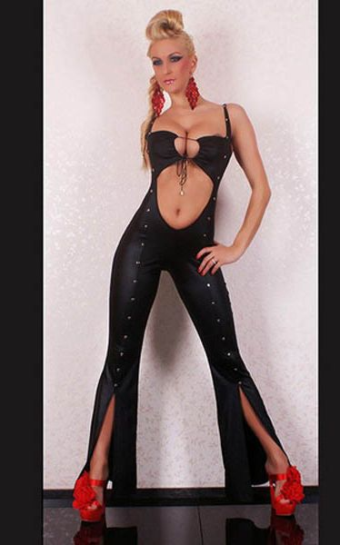 Hot Dance Jumpsuit